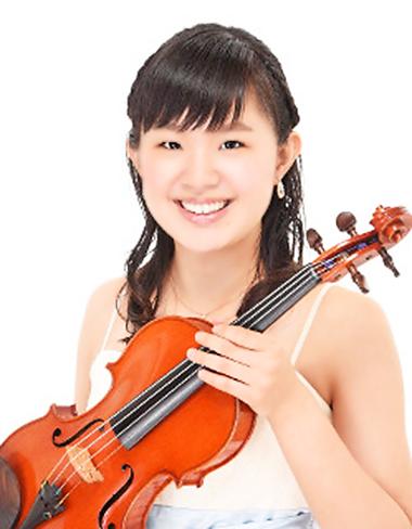 松本理奈 まつもとりな ヴァイオリン奏者 ヴァイオリニスト