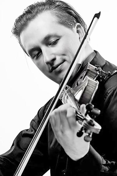 パーヴェル・ミリューコフ ヴァイオリン奏者 ヴァイオリニスト