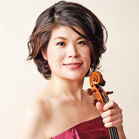 伊部祥子 いべしょうこ ヴァイオリン奏者 ヴァイオリニスト Shoko Ibe