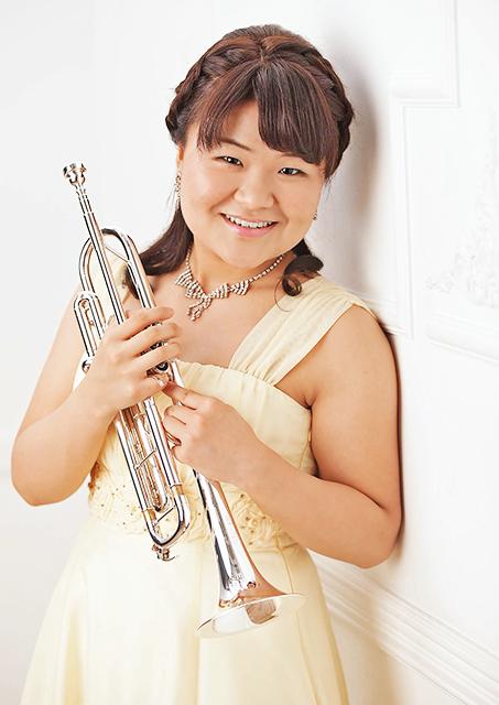 森田小百合 もりたさゆり トランペット奏者