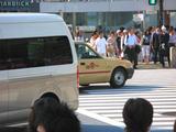 渋谷スクランブル交差点2