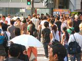 渋谷スクランブル交差点3