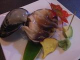 帯広あかちょうちんのほっき貝