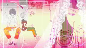 アニメ すべてがFになる THE PERFECT INSIDER 真賀田 四季 西之園 萌絵 犀川 創平 画像 壁紙