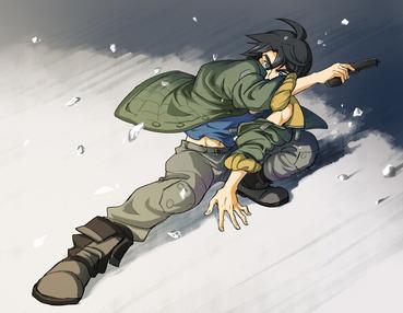 2次 イラスト 機動戦士ガンダム 鉄血のオルフェンズ 三日月・オーガス mikazuki_augus pc スマホ 壁紙 画像