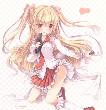 緋弾のアリア 峰 理子 かわいい 画像 壁紙