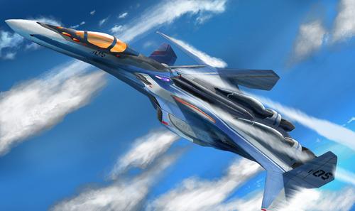 macross マクロスΔデルタ ヴァルキリー VF-31J ジークフリード ハヤテ機 かっこいい 1300 772 画像 壁紙