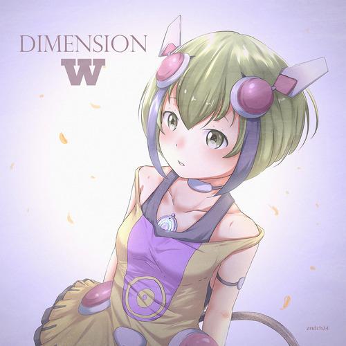 DimensionW ディメンションw 百合崎ミラ ゆりざきみら 画像 壁紙