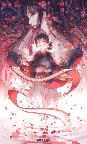 ノラガミ ARAGOTO 天神 梅雨 壁紙 画像