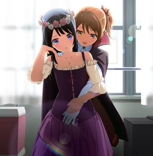 響けユーフォニアム 黄前久美子 おうまえくみこ 高坂麗奈 こうさかれいな 画像 壁紙