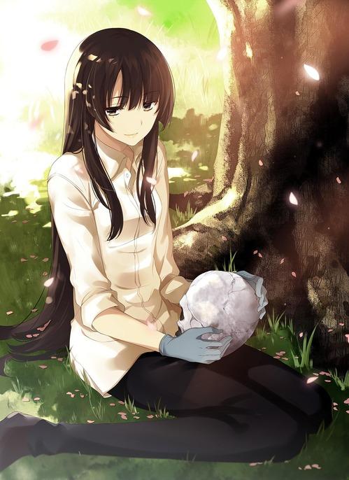 櫻子さんの足下には死体が埋まっている 九条櫻子 くじょうさくらこ 画像 壁紙