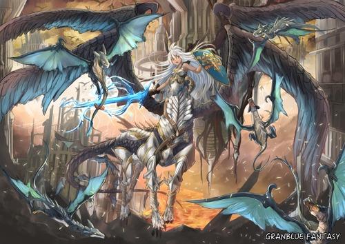 granblue_fantasy グランブルーファンタジー(グラブル) ジオーダーグランデ ゾーイ 褐色肌 かわいい・かっこいい 画像 壁紙
