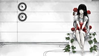 アニメ すべてがFになる THE PERFECT INSIDER 真賀田 四季 画像 壁紙