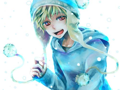 ノラガミARAGOTO 笑顔の雪音 画像 壁紙