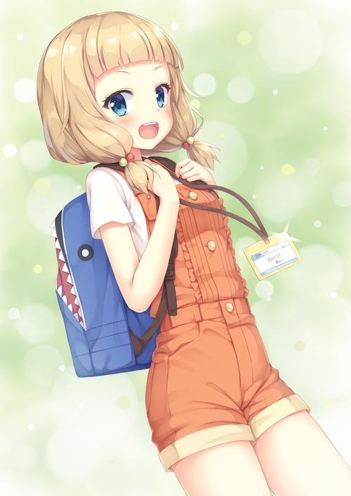new_game! ニューゲーム 桜ねね ロリ かわいい イラスト 画像 壁紙