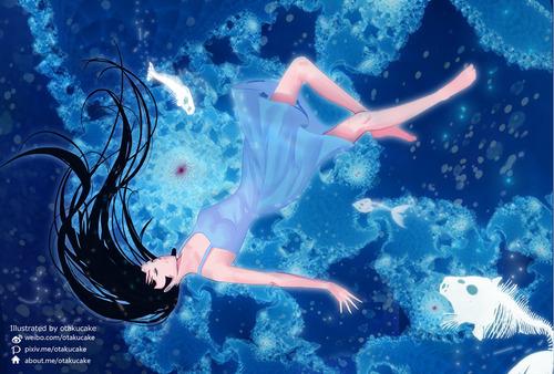 櫻子さんの足元には死体が埋まっている 幻想的な九条櫻子 画像 壁紙