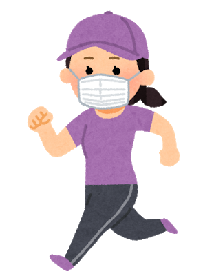 jogging_mask_woman