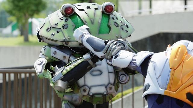 仮面ライダーゼロワン第6話 (8)