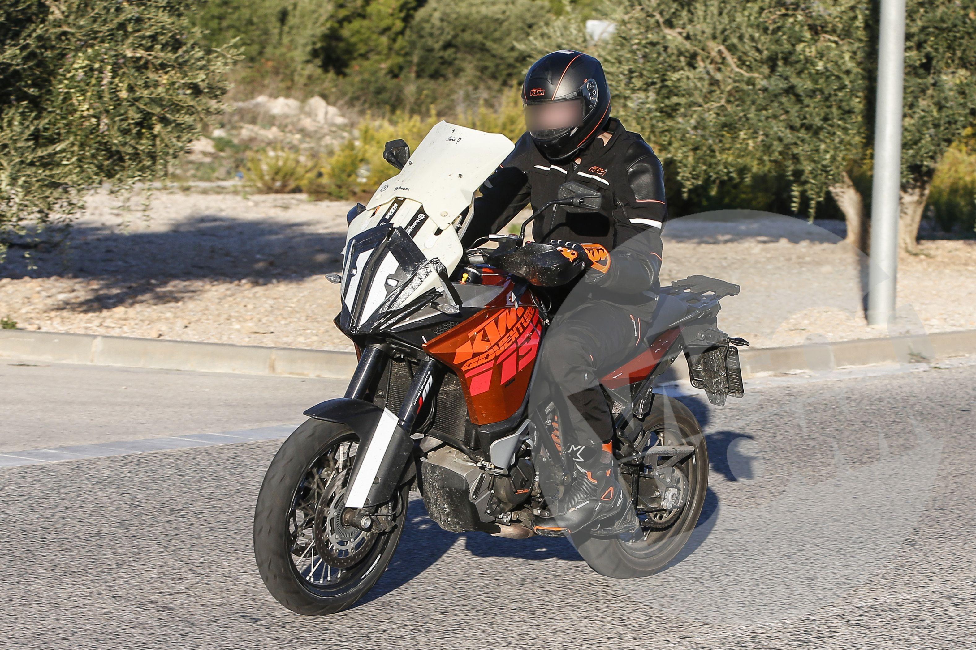 KTMの新型1190アドベンチャーの...