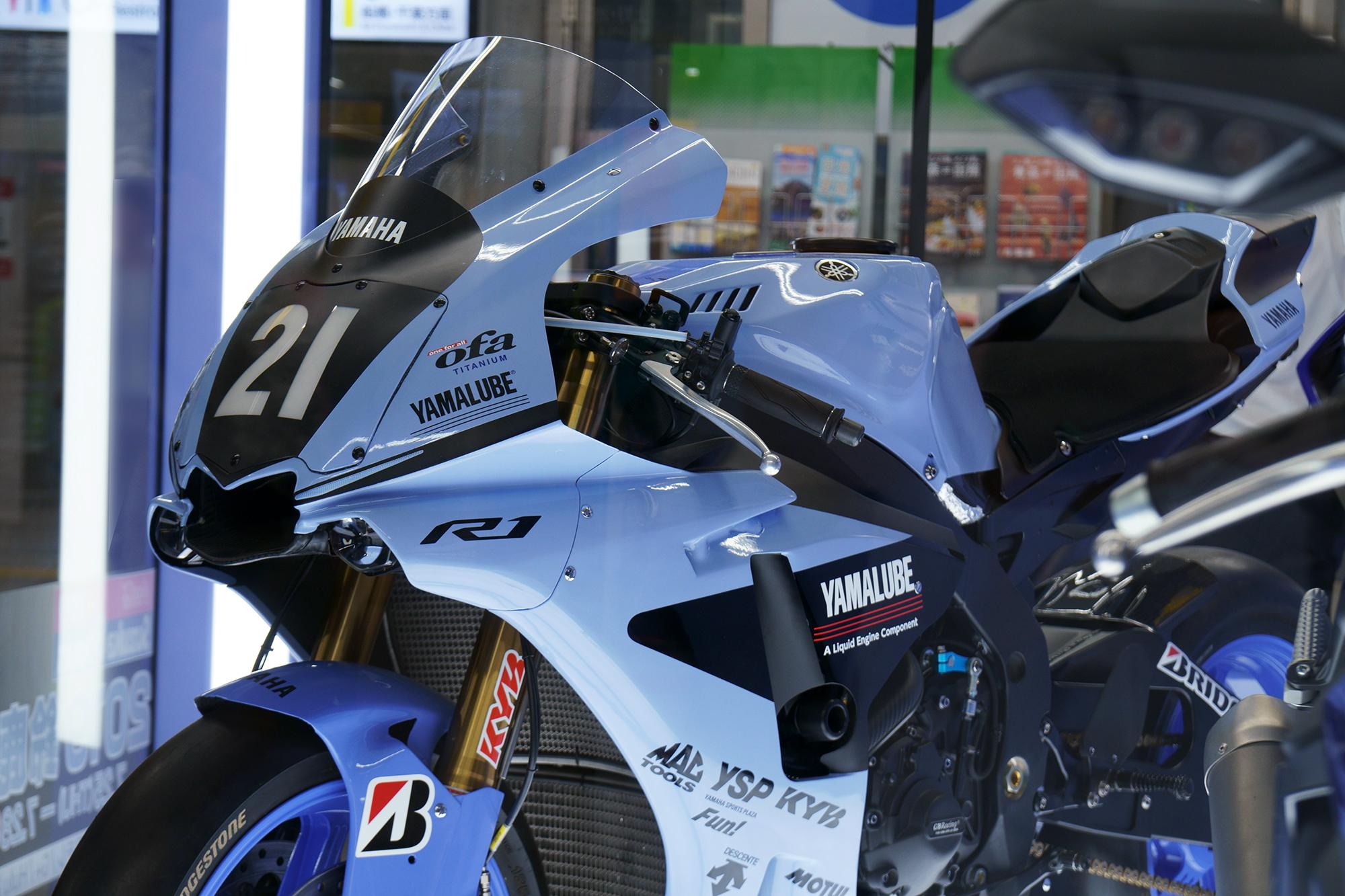Yzf R1 個人的バイクまとめブログ