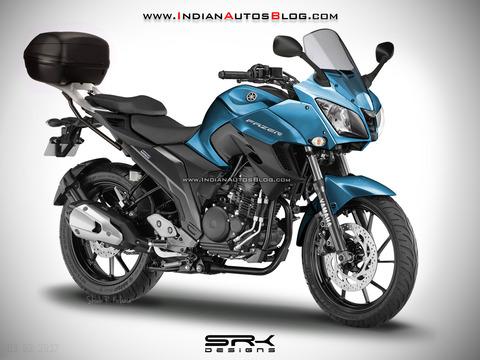 Yamaha-Fazer-25-blue-IAB-rendering
