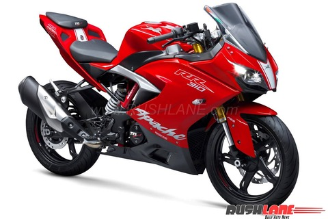 tvs-apache-rr-310-red-front