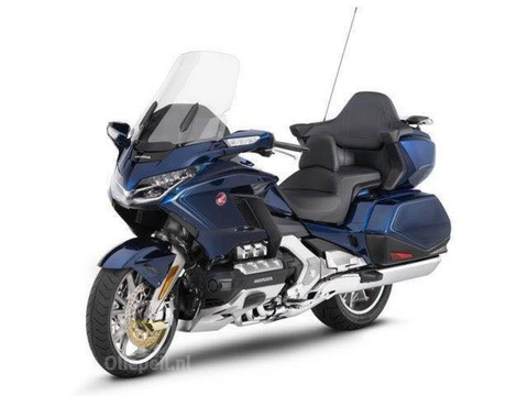 2018 Honda Goldwing scoop 3