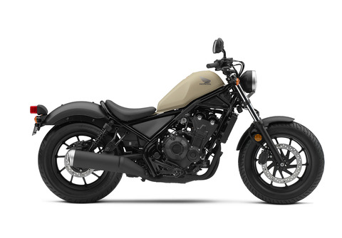 19_Honda_Rebel_500_ABS_RHP_Matte_Fresco_Brown