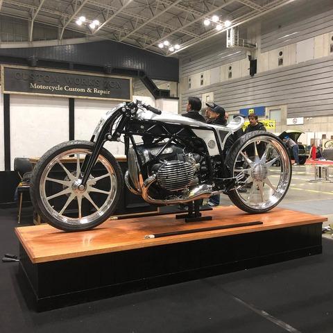 BMWが1,800ccボクサーツインのR18 Departedを発表。市販プロトタイプっぽい