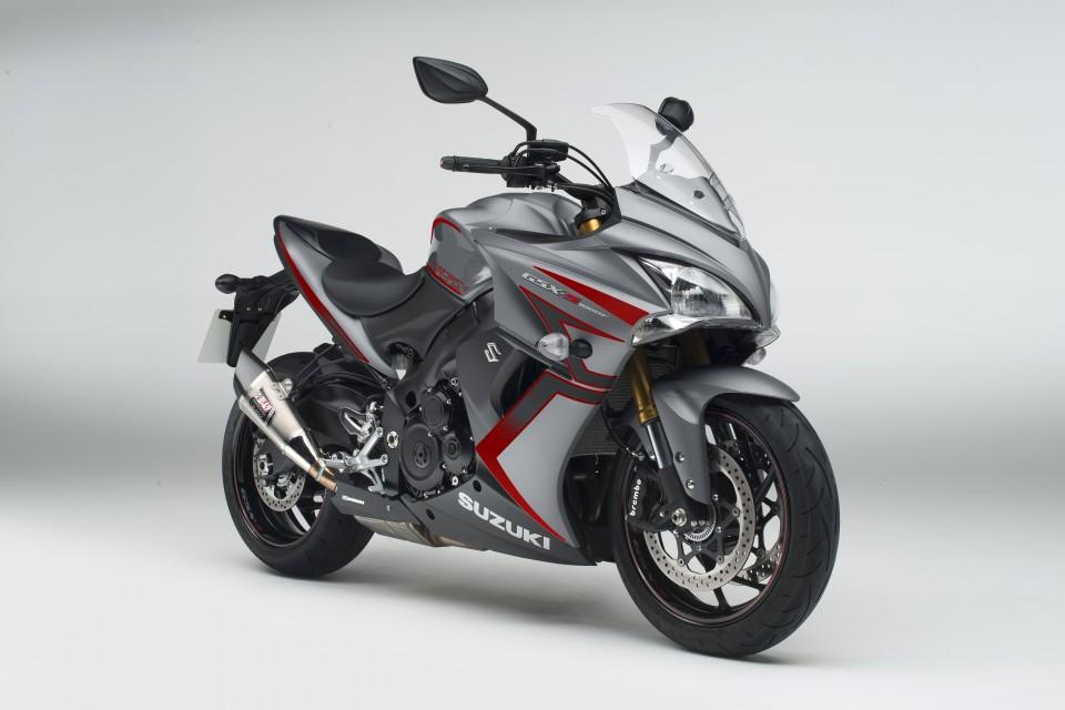 Suzuki Touring Motorbike