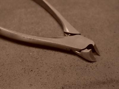 鍼灸師愛用SUWADAの爪切り