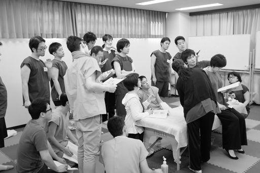 整動鍼セミナー「脊柱編」2016年4月17日〜18日