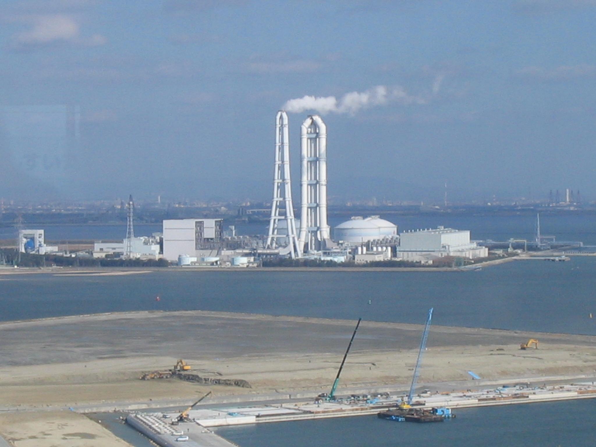 川越火力発電所