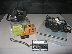 『岡本太郎が愛用したカメラ』