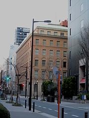 大坂氏中央区船場にあるルネサンス風の歴史的建造物『綿業会館』