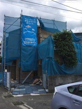 横浜市緑区中山で住まい造り