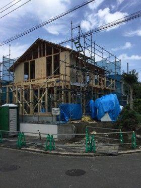 横浜市金沢区で住まい造り