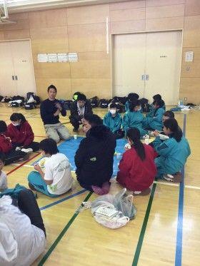 岡本中学校トイレ実習