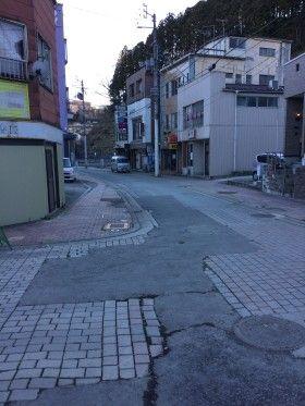 気仙沼の町の復旧