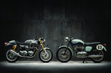 ThruxtonR_and_OriginalThruxton500Racer