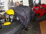 AERO-SPADAとDELTA2つのバッグが合体後