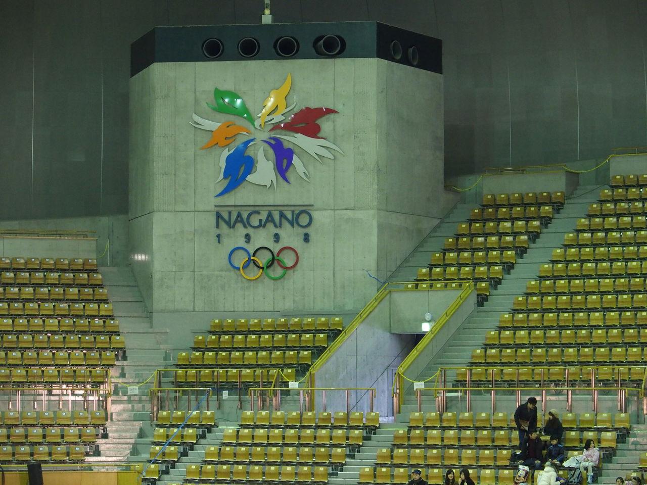 長野オリンピックロゴ