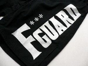 F-GUARDショーツ 前左マーク
