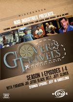 ジェフ・グローバー Glovers Travels シーズン1