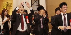 2010祝賀会 博史さん2