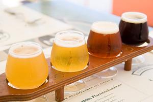 クラフトビール飲み比べ◎