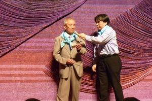 八島さんと四方田先生