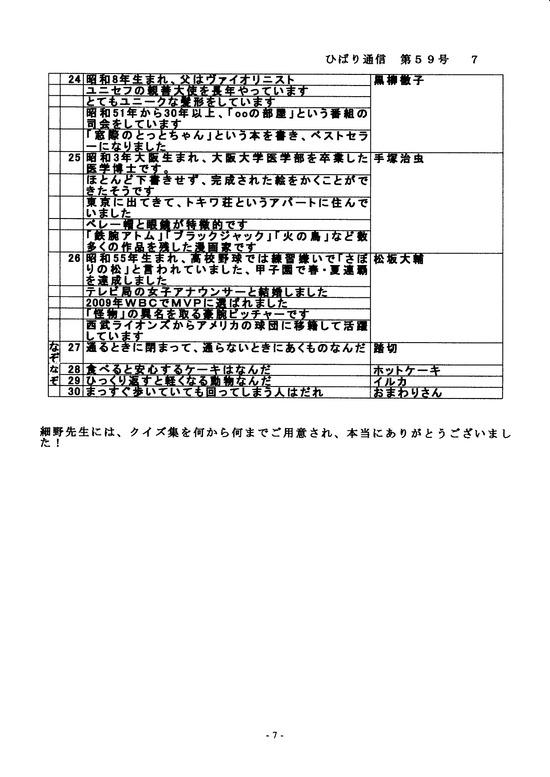 ひばり通信59−7