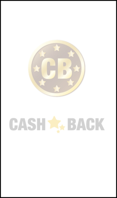 CASH☆BACK レシート登録するだけでキャッシュバックされるアプリ
