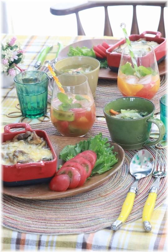 【レシピ】新婚夫婦風(?)レンチン焼きカレー。の いつかの お昼ごはんの献立。と お墓参り。